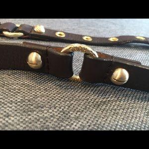 Michael Kors GENUINE LEATHER Belt